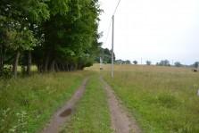 з.участки по правую сторону проселочной дороги